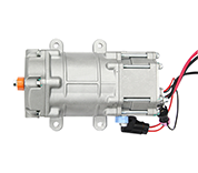 12 volt electric ac compressor