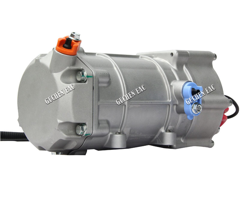 24v electric ac compressor