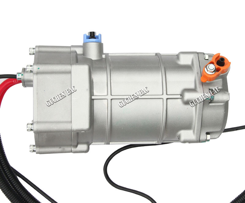 24 volt dc air conditioner compressor