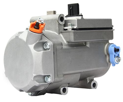 Electric Car A/C Compressor, 320V Electric Scroll Compressor