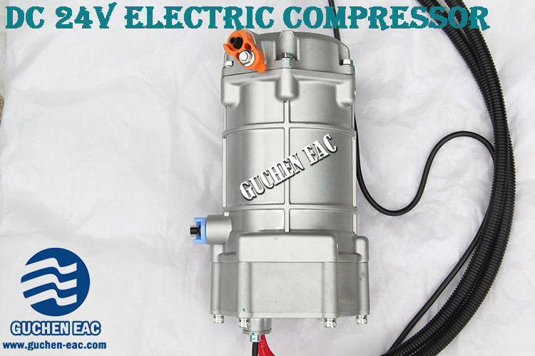 DC24V electric air conditioning compressor
