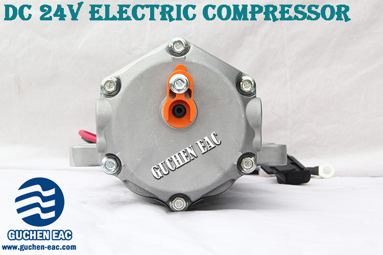 DC 24V electric compressor